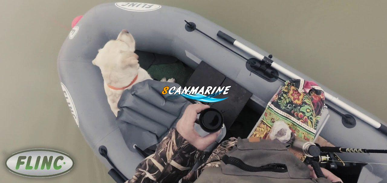 Интернет-магазин лодок Flinc